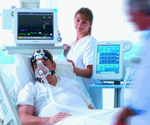 Искуственная вентиляция легких
