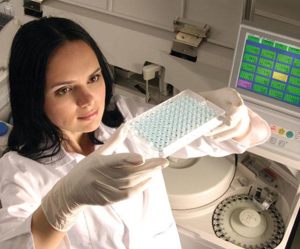 Исследование иммунного статуса