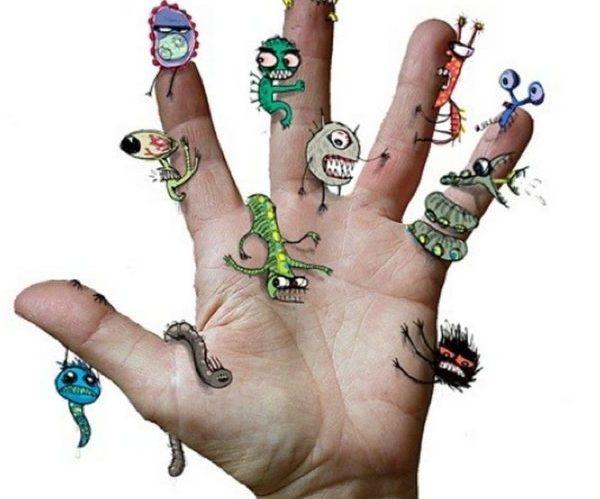 Инфекция руки