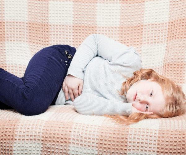 Болит горло при ротавирусной инфекции
