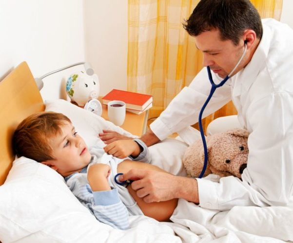 Ротавирус ребенок