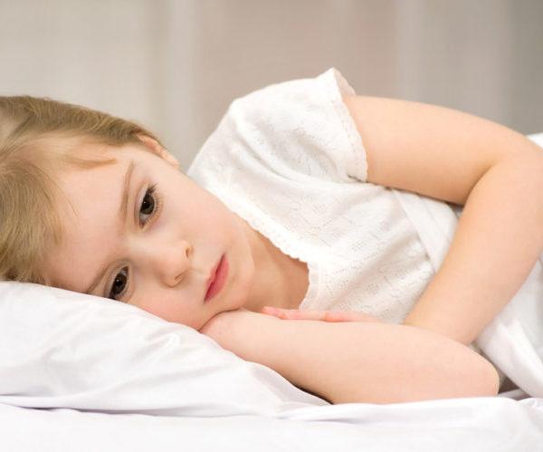 Плохо спит