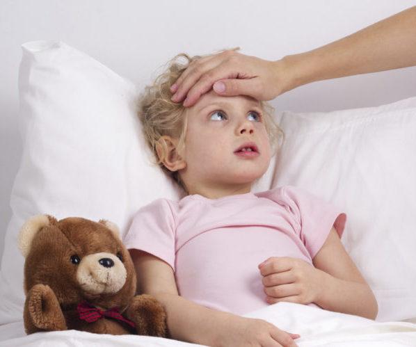 Ребенок температура